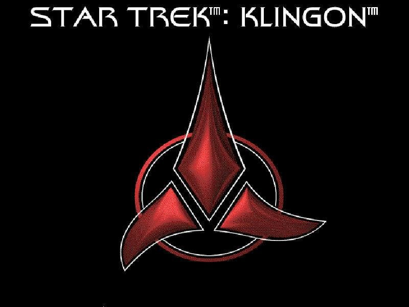 Star Trek Klingon 1996 Pc Review And Full Download Old Pc Gaming