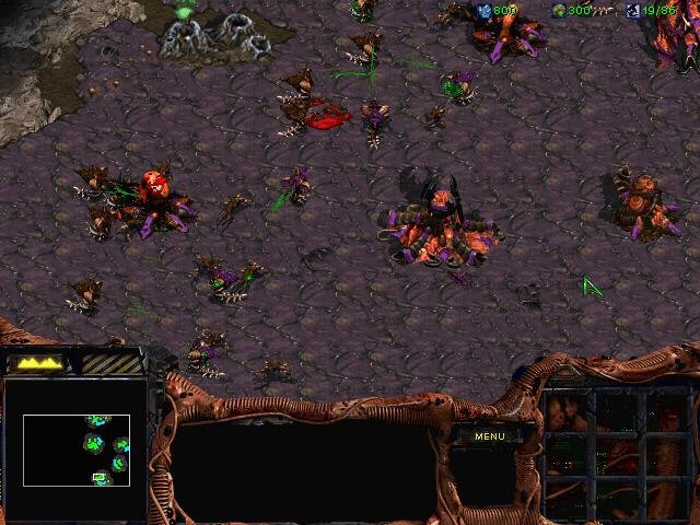 starcraft brood war cracked version