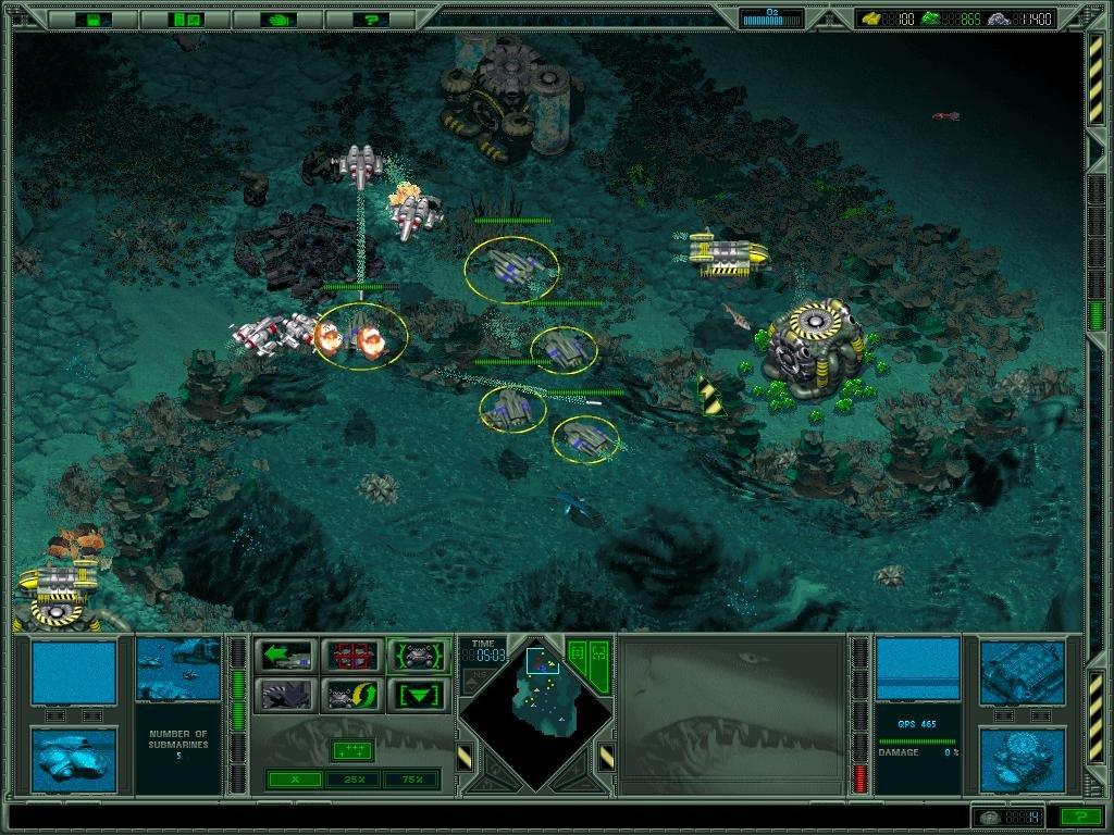 Top Games in the Submarine Simulator Genre