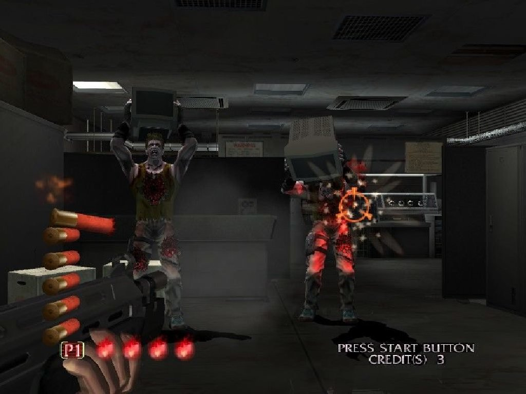 House Of The Dead 3 Pc Review And Full Download Old Pc Gaming