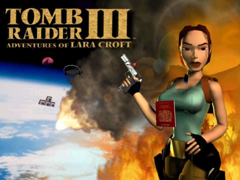 tomb raider 3 pc review and full download old pc gaming. Black Bedroom Furniture Sets. Home Design Ideas