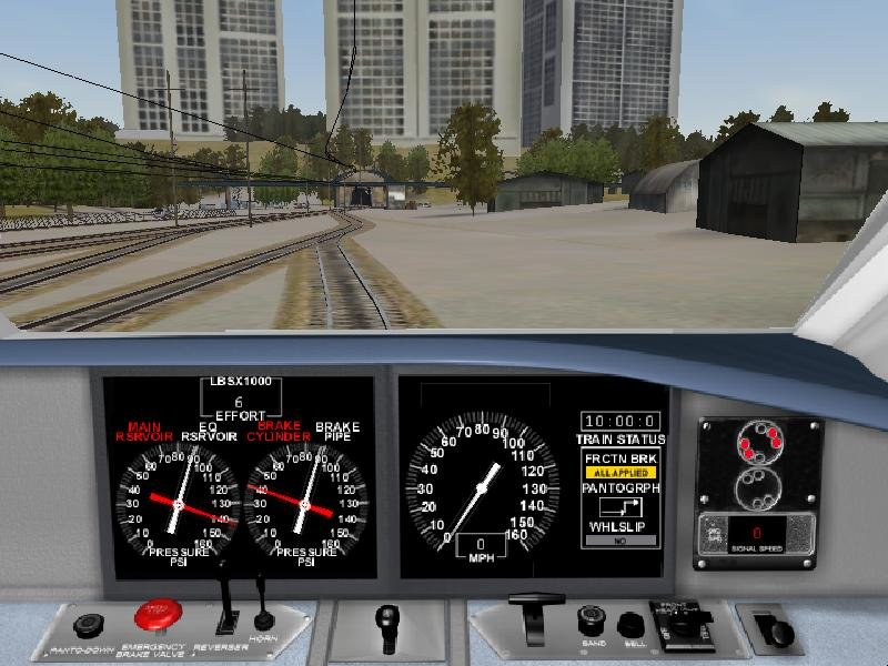 Euro Train Simulator 2017 - Android Apps on Google Play
