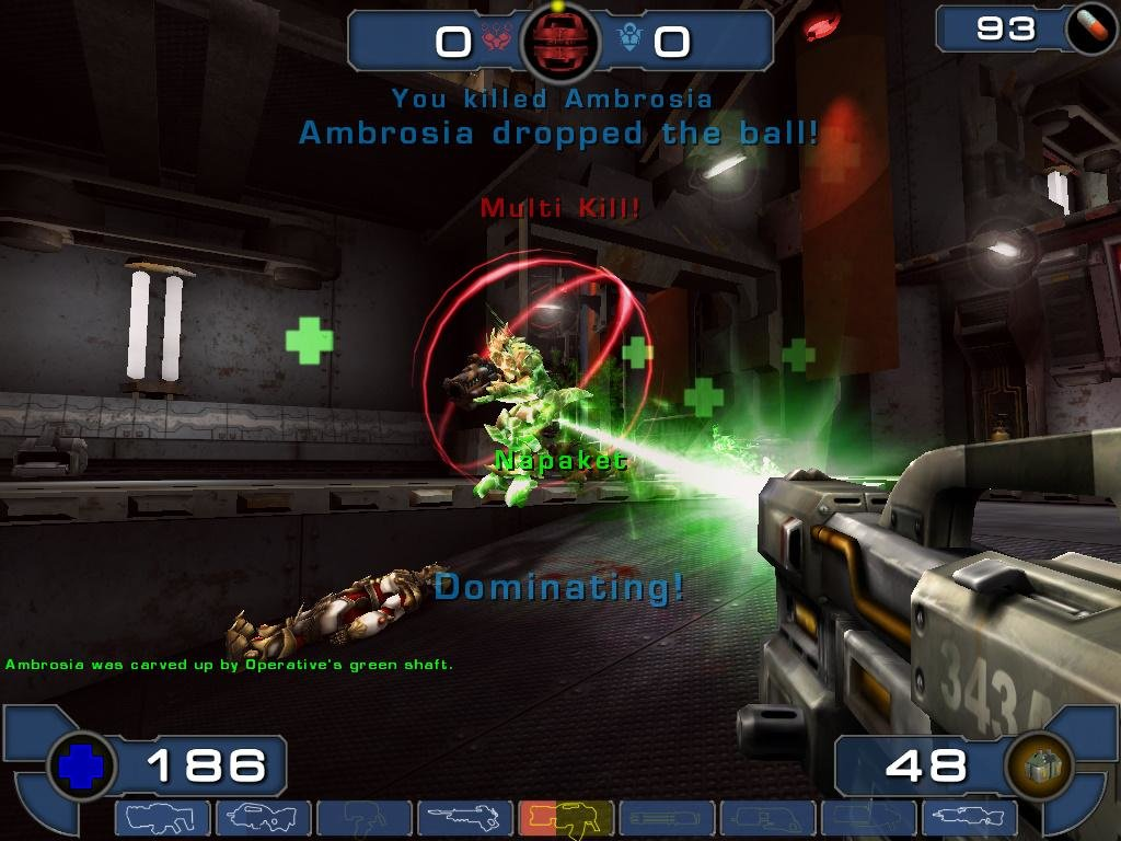 Unreal tournament 3 demo » augury musings on electronics and culture.