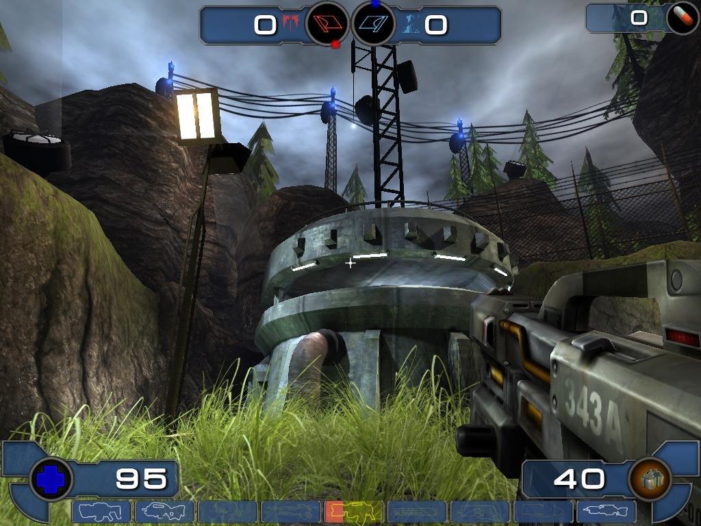 Unreal Tournament Скачать Торрент 2003 - фото 9