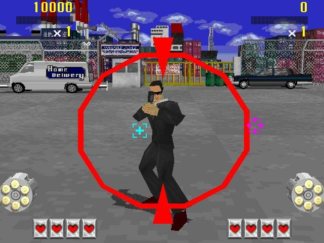 Virtua Cop 1 Pc Review And Full Download Old Pc Gaming