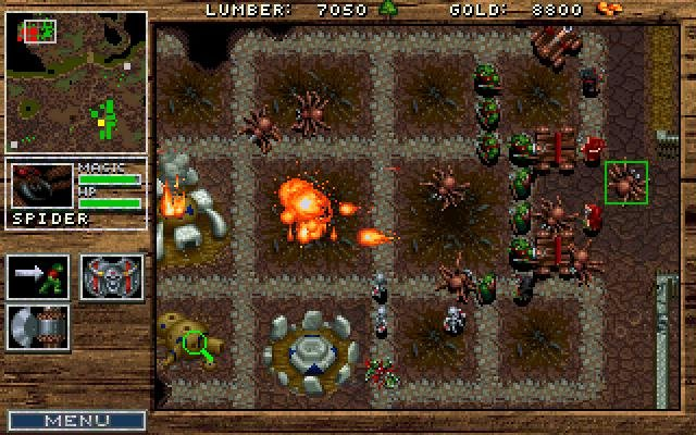 Warcraft 1 Orcs And Humans Pc Review And Full Download Old Pc