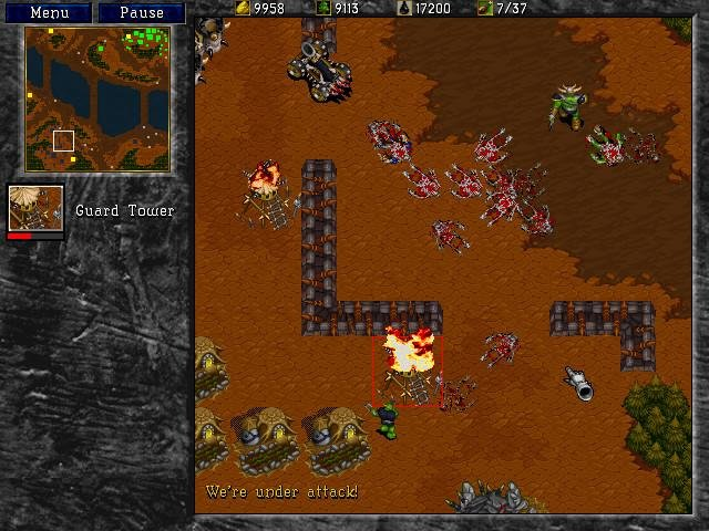 warcraft 2 free full version