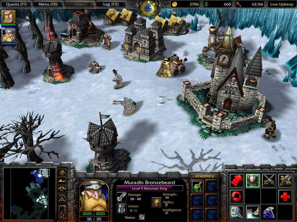 Blizzard WarCraft 4 Years Away