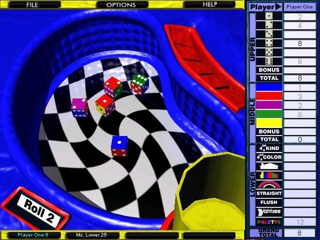 yahtzee game  free full version