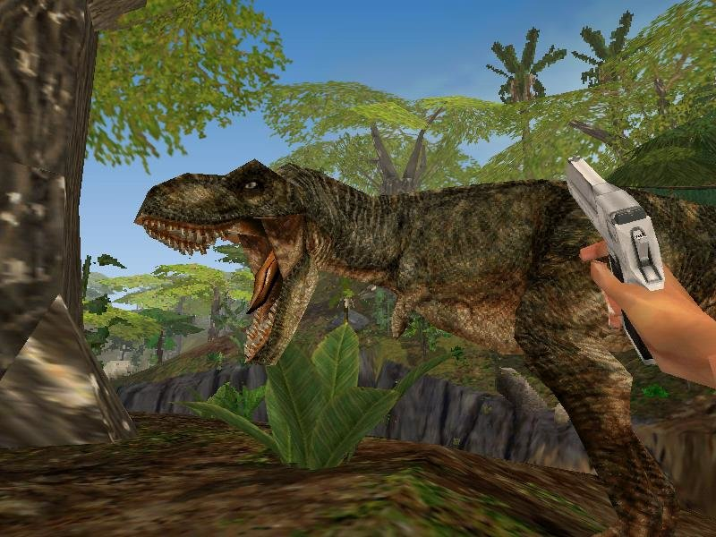 Jurassic Park Trespasser Pc Review And Full Download Old Pc Gaming