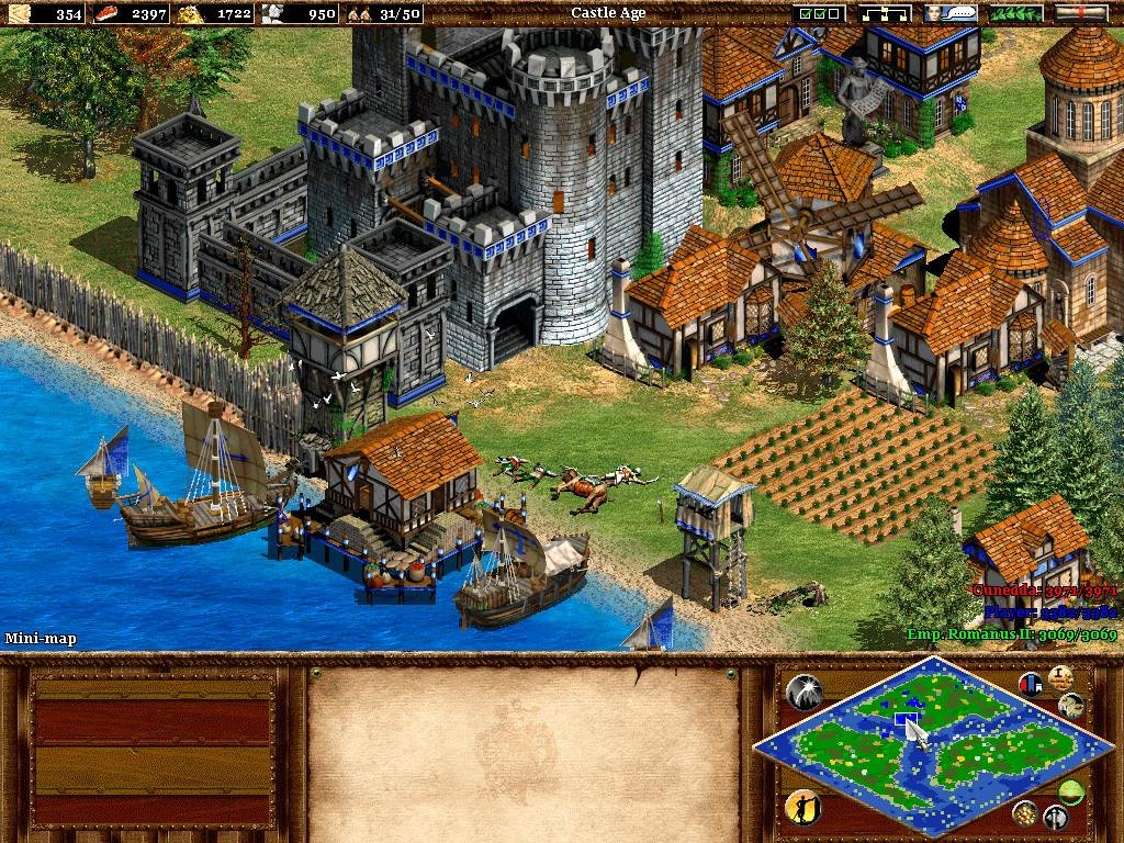 Tags: Free Download Age of Empires 2 The Age of Kings Full PC Game Review