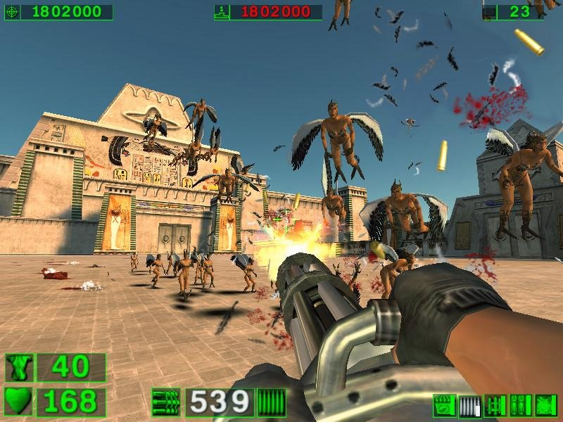 Download serious sam ii free — networkice. Com.