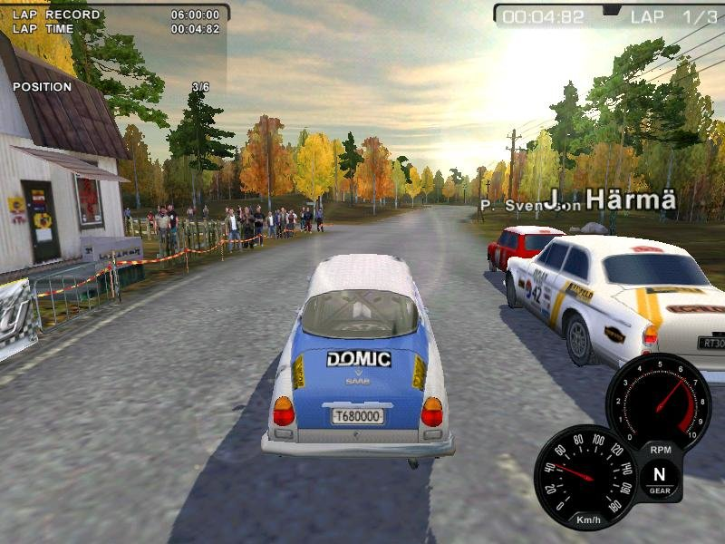 old pc racing games download