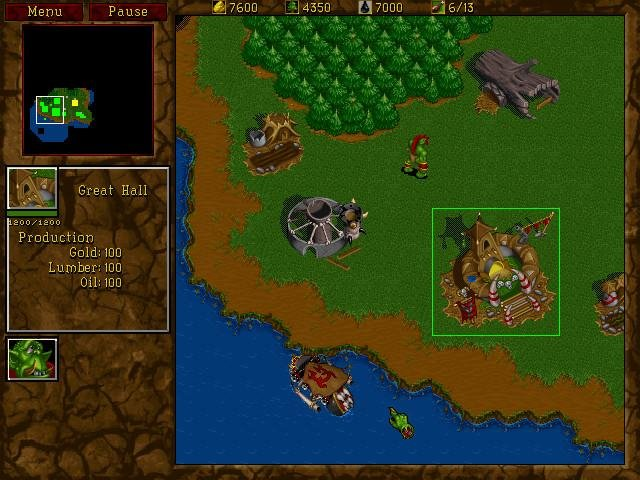 Warcraft 2 Tides Of Darkness Pc Review And Full Download Old