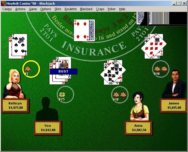 Hoyle Casino '98 - PC Review and Full Download | Old PC Gaming