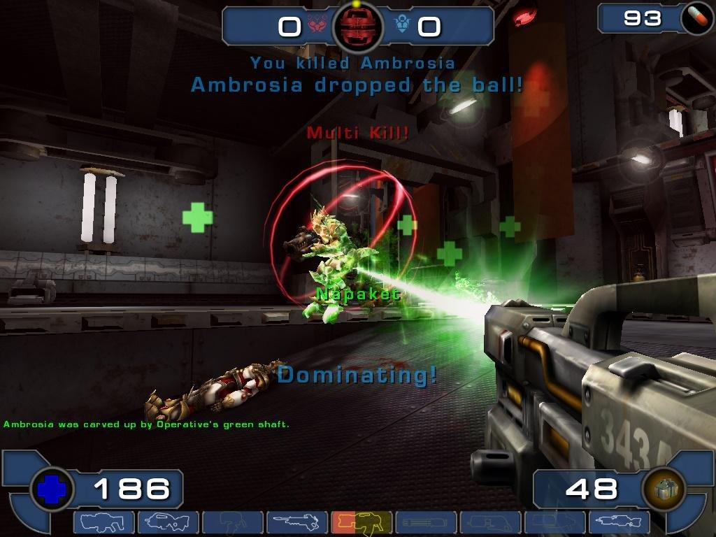 unreal tournament 2003 download mac