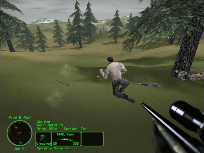 Delta force (1998) pc review and full download | old pc gaming.