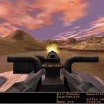 It looks fun, but the controls make it impossible to aim with the mounted machinegun.