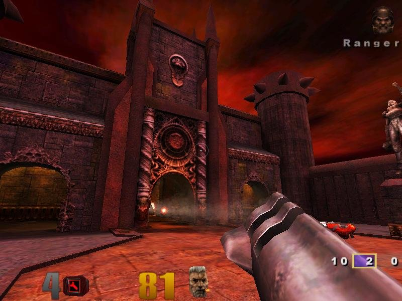 quake 3 arena originale italiano