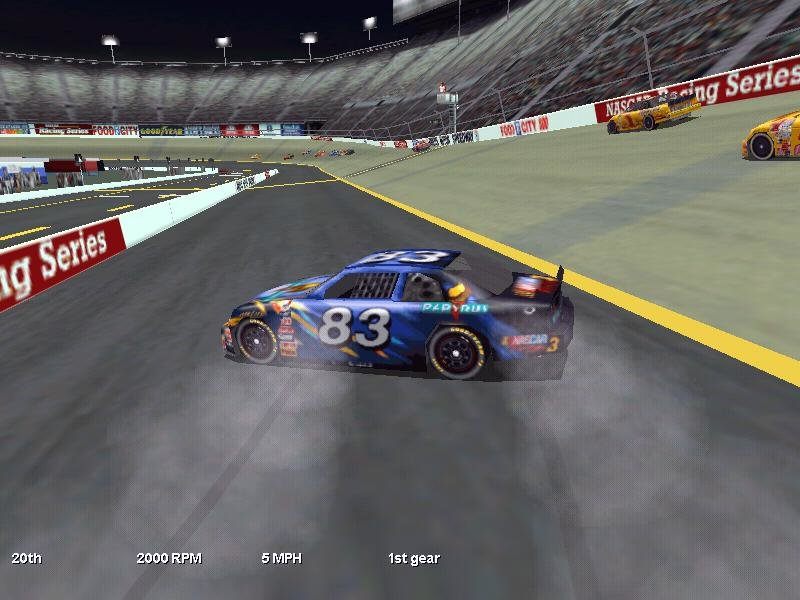 Nascar Racing Games >> Nascar Racing 3 Pc Review And Full Download Old Pc Gaming