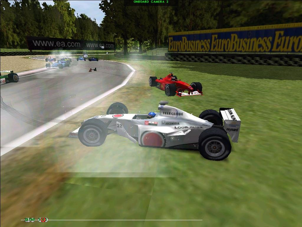 Formula one '97 pc review and full download | old pc gaming.