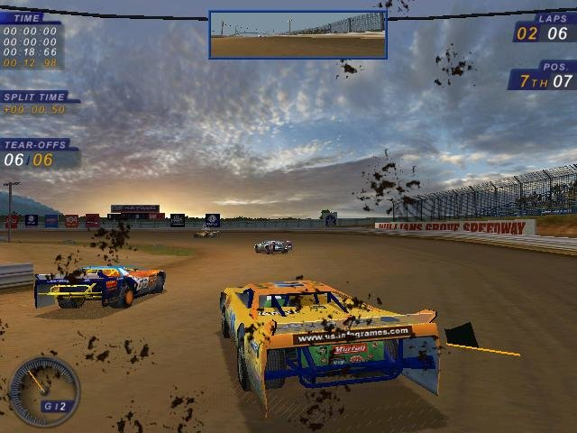 Dirt Track Racing 2 Pc Review And Full Download Old Pc Gaming