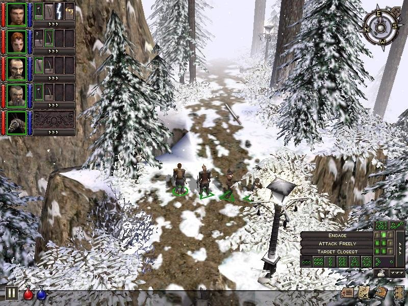 dungeon siege 2002 pc review and full download old pc gaming. Black Bedroom Furniture Sets. Home Design Ideas