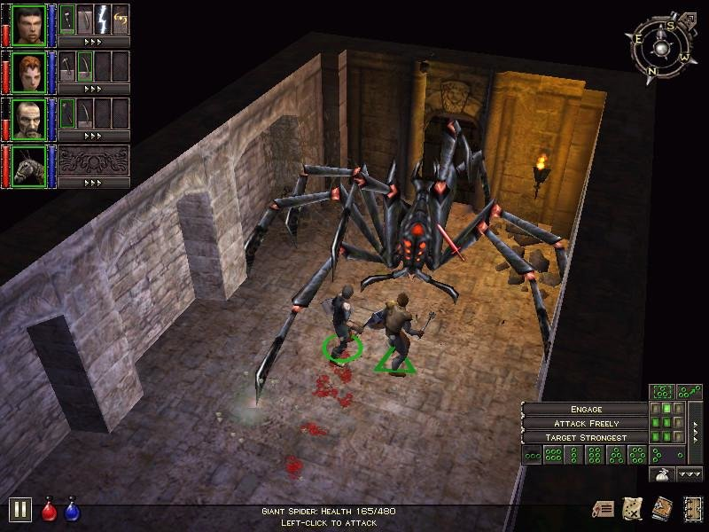 The center download game: dungeon siege ii game.