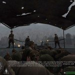 The boat ride into Stalingrad is one of the game's major highlights.