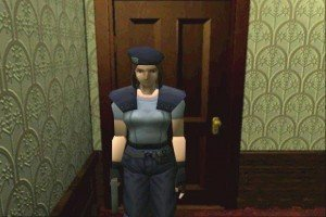 Long-running RE character Jill Valentine.