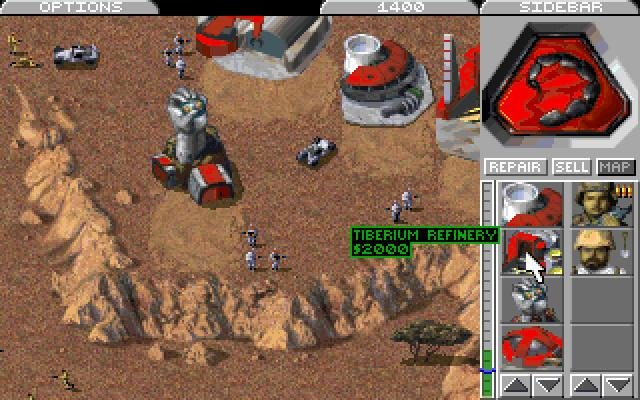 Скачать command & conquer: the first decade (1995-2002) repack.