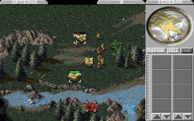 Command and conquer (1995) pc review and full download | old pc.