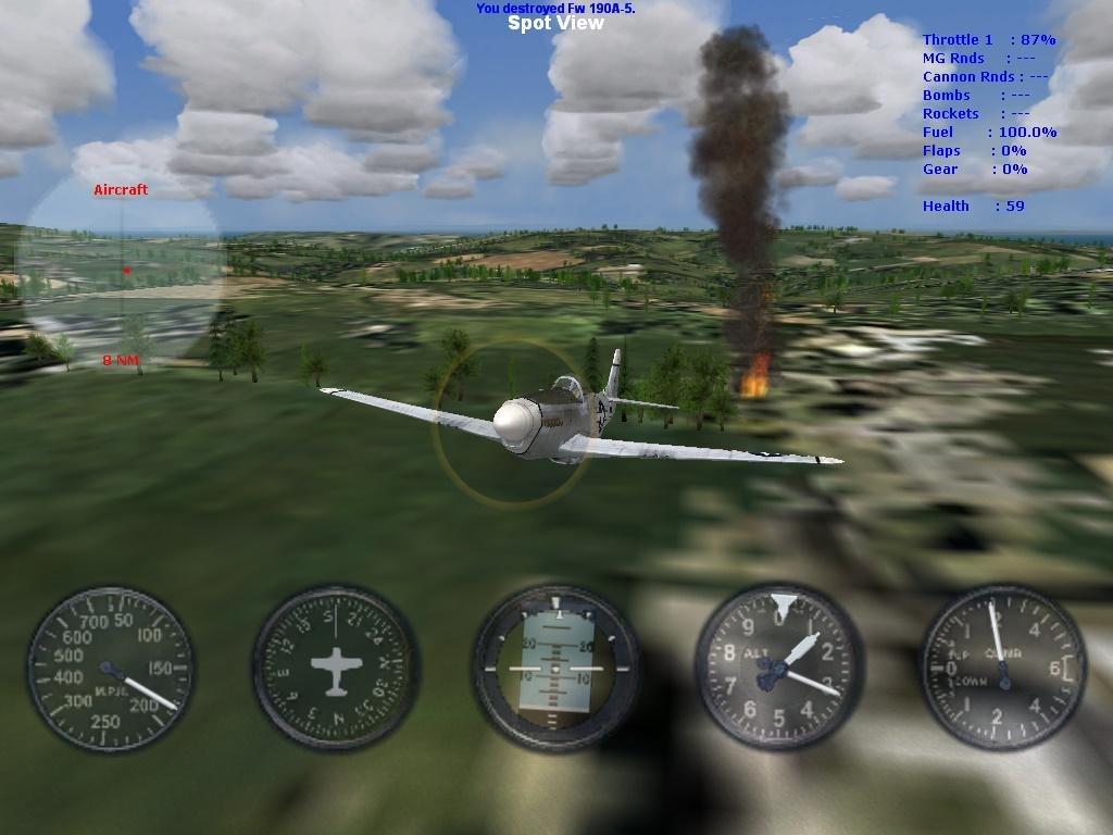 Combat flight simulator 3 downloads planes