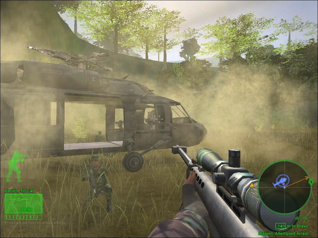 How to download and install delta force black hawk down team sabre.
