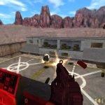 Classic Half-Life deathmatch.