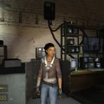 Half-Life was somehow succesful despite not having a sassy female sidekick.