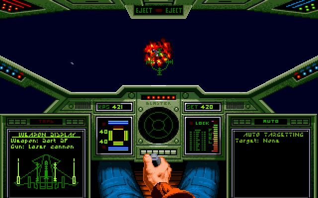 Wing Commander 1990 Pc Review And Full Download Old Pc Gaming