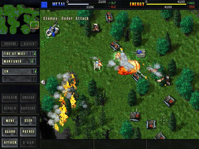 total annihilation maps