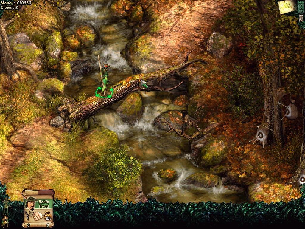 Fully pc games links: robin hood the legend of sherwood game.