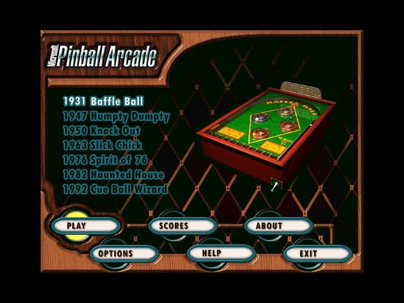 3d pinball unlimited an addictive computerized pinball machine.