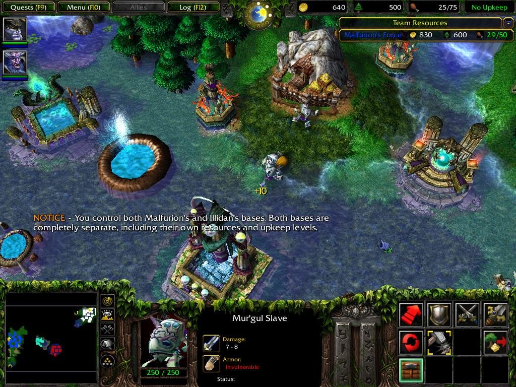Warcraft 3 Frozen Throne Pc Review And Full Download Old Pc Gaming