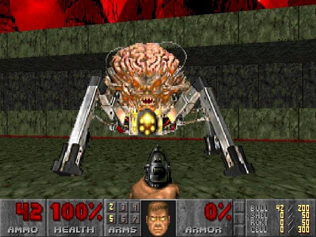Doom (1993) - PC Review and Full Download | Old PC Gaming