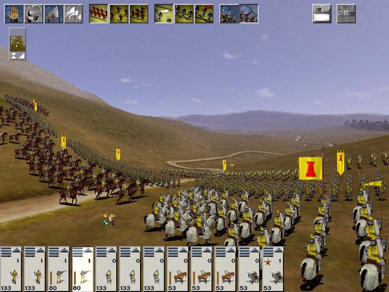 an overview of the modes of playing shogun a real time strategy game The unholy war features 3d combat/strategy action similar to  uw features real-time skirmishes--just  overview this is a strategy-action game that is heavy on.