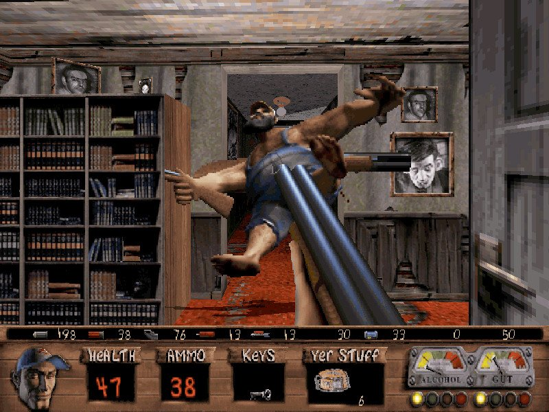 There arenu0027t any infuriating switch puzzles here to break the combat of Route 66 though you will encounter some grueling key hunts as compensation. & Redneck Rampage (1998) - PC Review and Full Download | Old PC Gaming