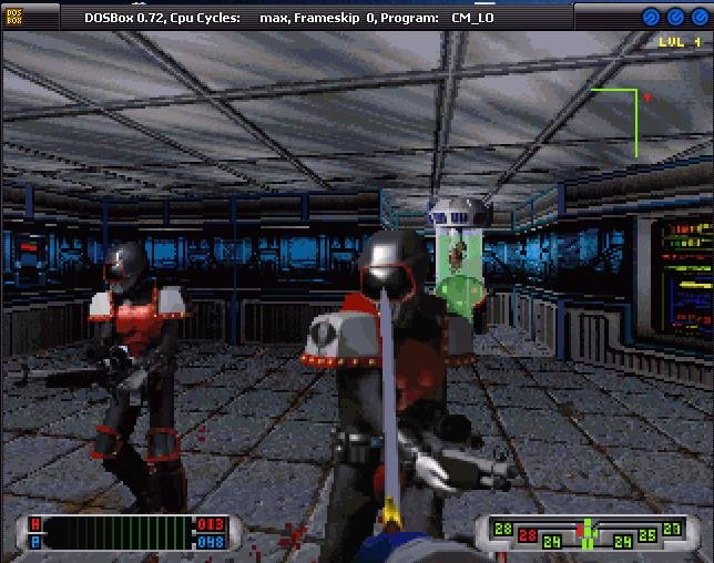 CyberMage (1995) - PC Review and Full Download | Old PC Gaming