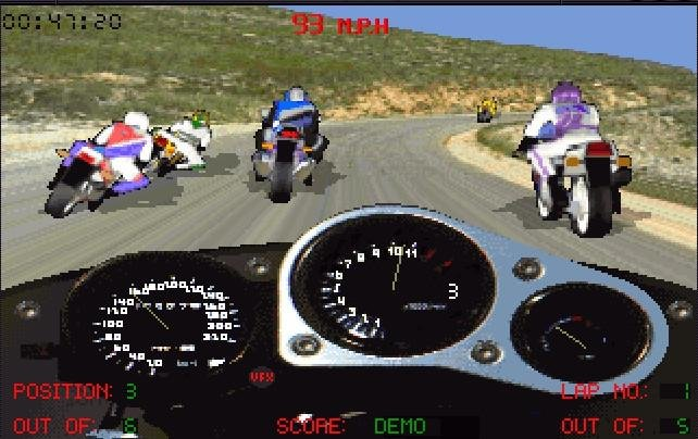 Cyclemania (1994) - PC Review and Full Download | Old PC Gaming