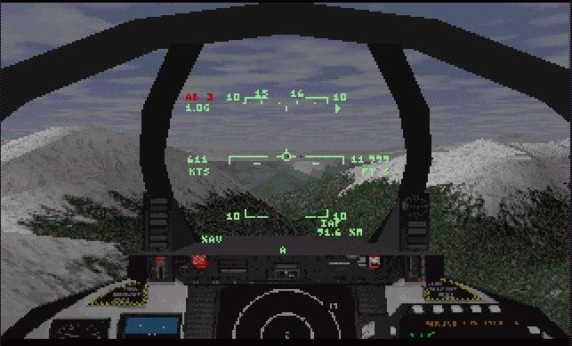 Jetfighter 3 1997 Pc Review And Full Download Old Pc