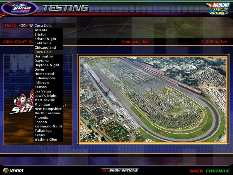 Nascar Racing 2003 - PC Review and Full Download   Old PC Gaming