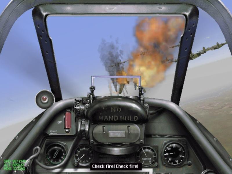 Abandonware games / european air war.