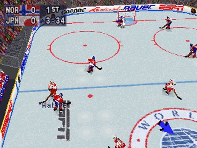Nhl Powerplay 98 Pc Review And Full Download Old Pc Gaming
